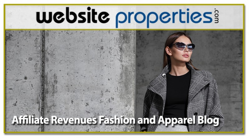 Affiliate Revenues Fashion And Apparel Blog