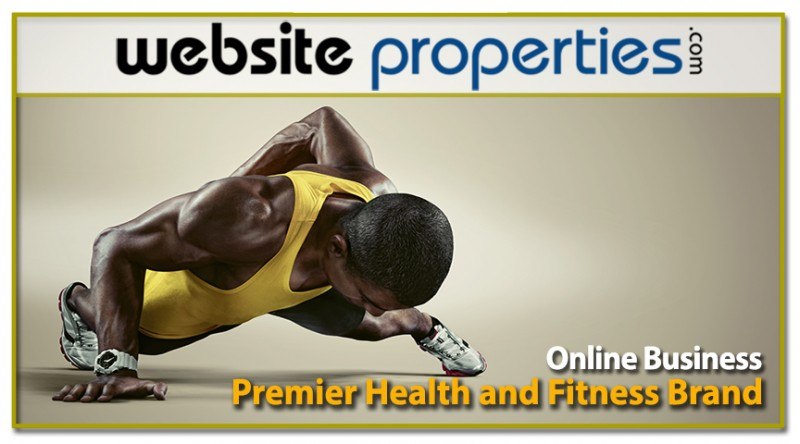 Premier Well Recognized Online Fitness Brand