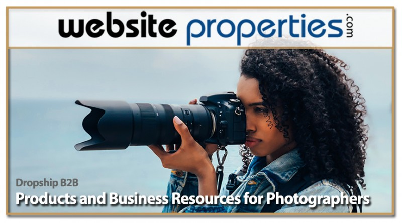 Dropship B2b Products And Business Resources For Photographers