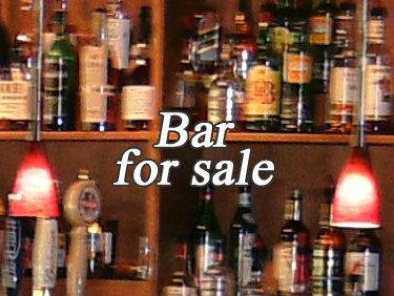 Liquor Bar For Sale, $400,000