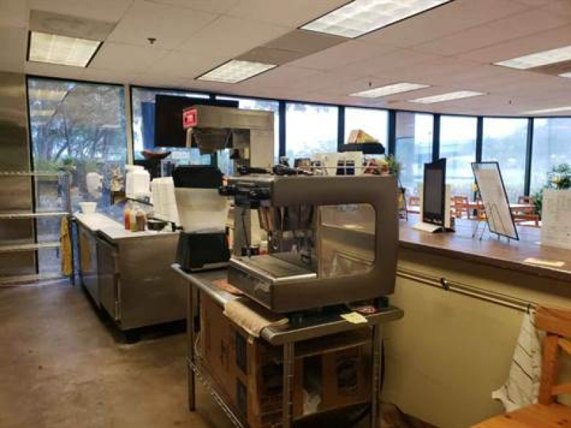 5 Days Office Building Deli For Sale $125,000 Tampa Bay Florida
