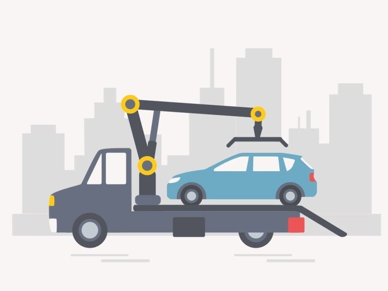 Profitable Towing & Road Service Business For Sale, $110,000