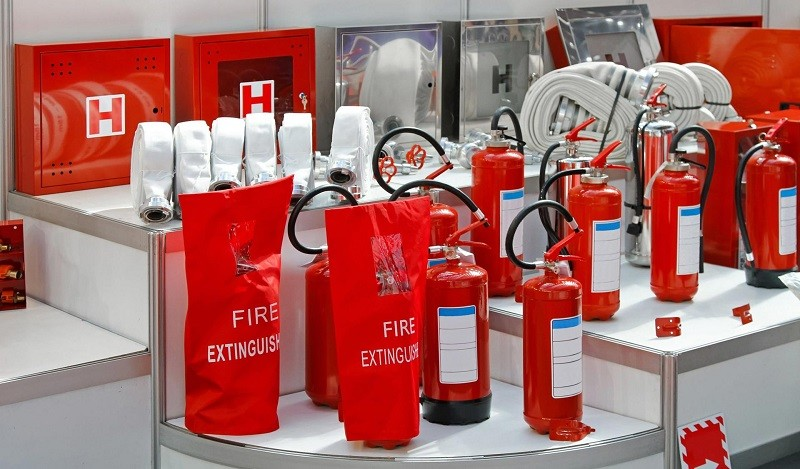 Profitable Fire Protection Business For Sale, $250,000
