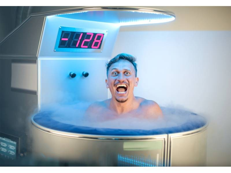 Profitable Cryotherapy Practice For Sale, $99,000