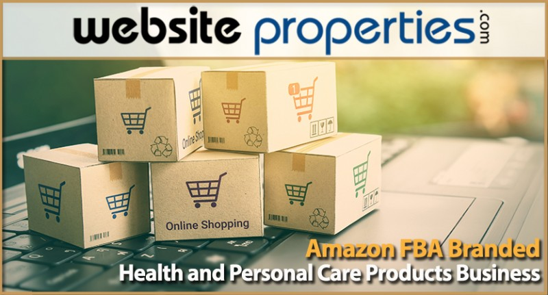 Amazon Fba Branded Health And Personal Care Products Business