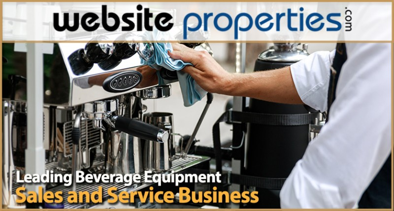 Leading Beverage Equipment Sales And Service Business