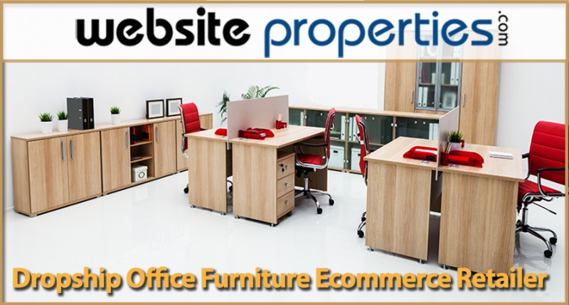 Dropship Office Furniture Ecommerce Retailer