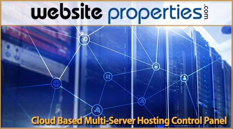 Cloud Based Multi-server Hosting Control Panel