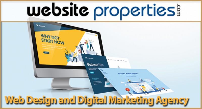 Web Design And Digital Marketing Agency