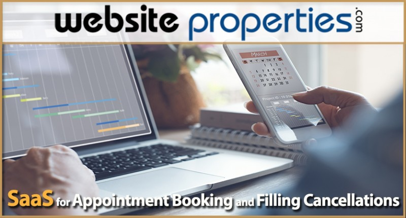 Saas For Appointment Booking And Filling Cancellations