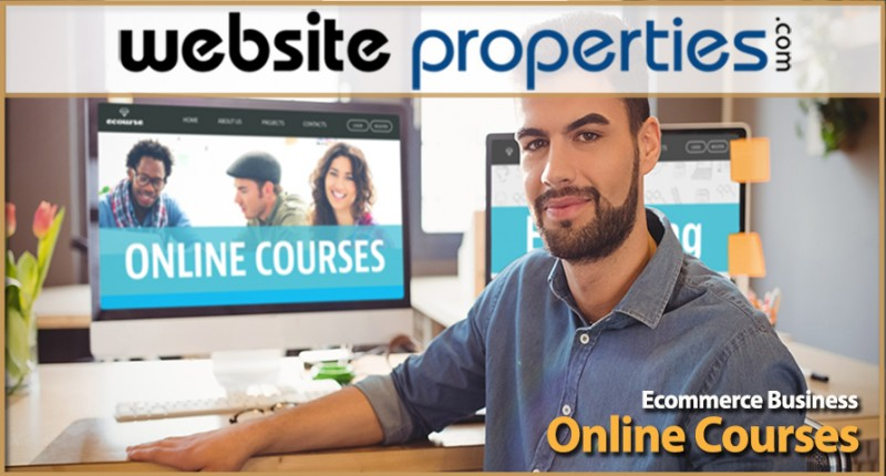 Online Courses Ecommerce Business