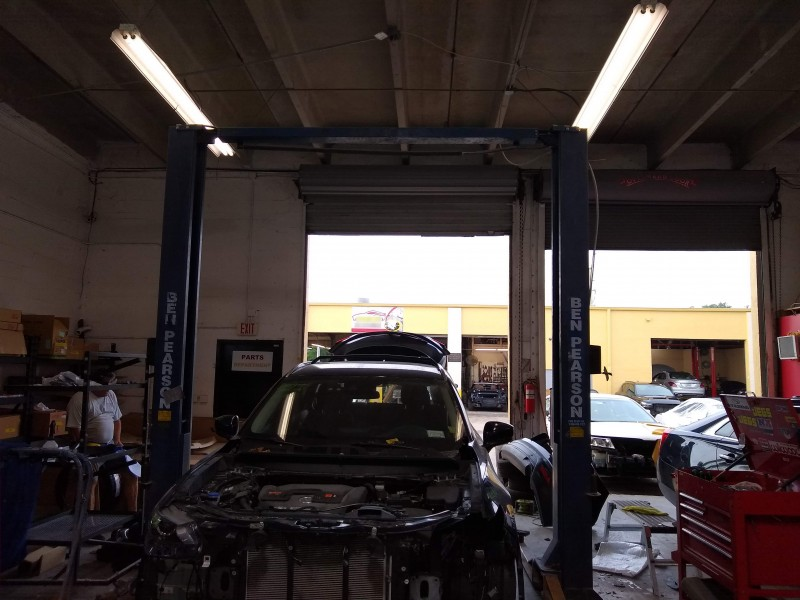 Very Profitable Full Service Automotive Collision, Paint, Body Repairs