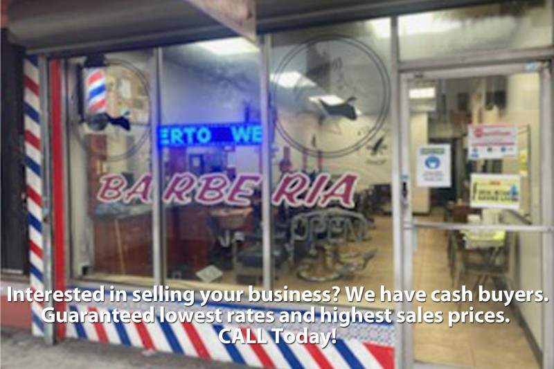 Profitable Barber Shop