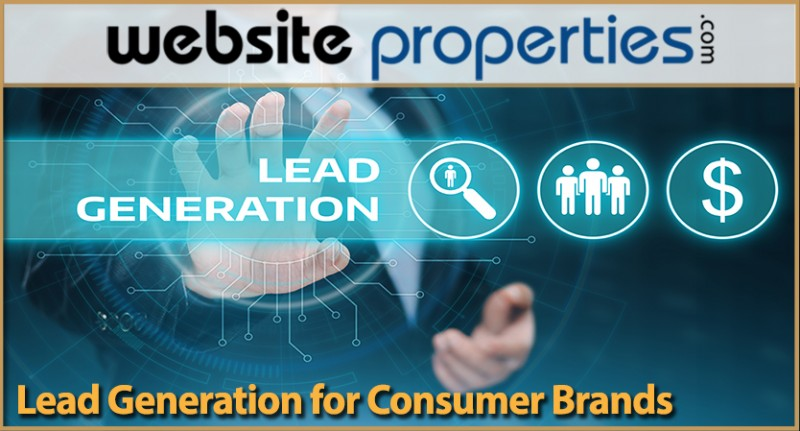 Lead Generation For Consumer Brands