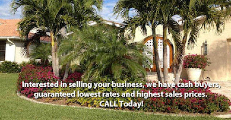 Very Profitable Lawnlandscaping Business