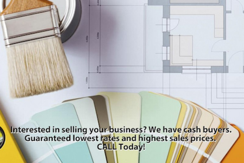Very Profitable Residential & Commercial Painting Business