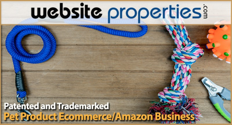 Patented And Trademarked Pet Product Ecommerceamazon Business