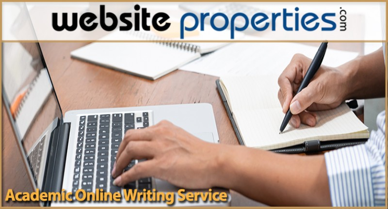 Academic Online Writing Service
