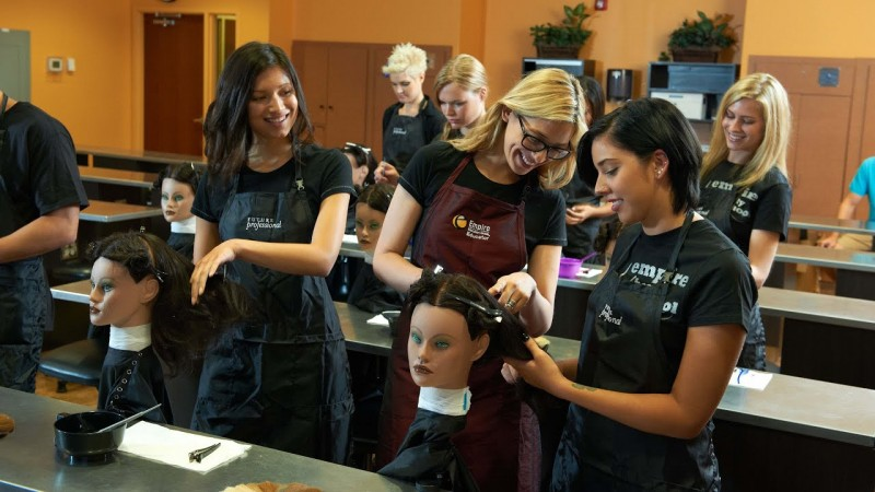 Title Iv Accredited Cosmetology, Esthetician & Manicure School