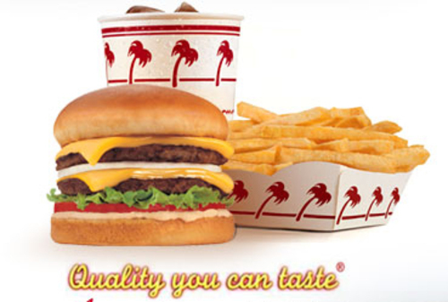 Popular Take-out Burger Franchise With Land!