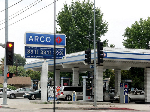 Arco With Land C-store Auto Repair!