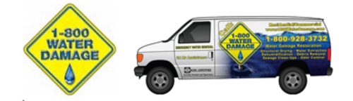 1-800-water Damage - Low Overhead, Recession Proof Simple To Operate Restoration Franchise