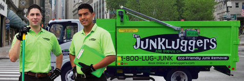 The Junk Luggers, Great Franchise Opportunity Available Now!