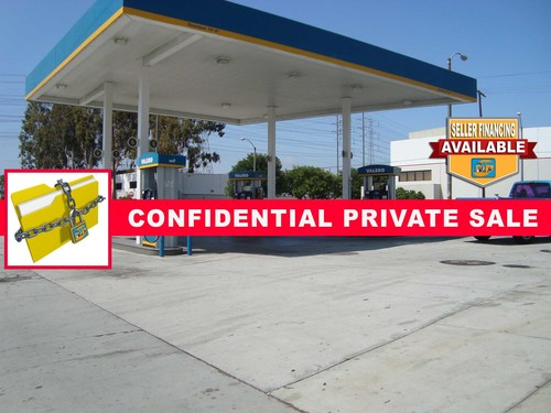 Distressed Gas Station With Half An Acre Land!