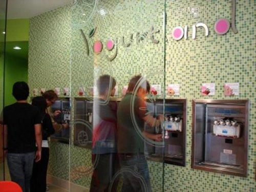 High Profit Location Yogurtland Franchise La!