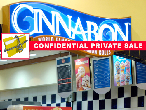 Cinnabon Franchise Seeks Motivated Partners!
