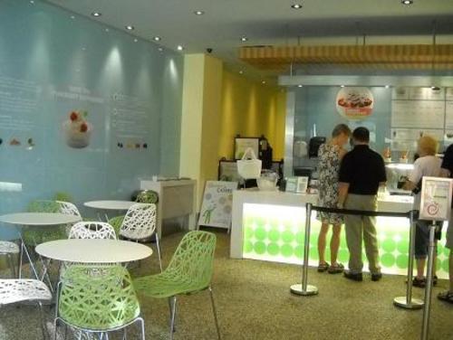 Global Leading Yogurt Franchise Pinkberry!