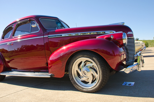 Auto Body Shop Specializing In Restoration And Fabrication