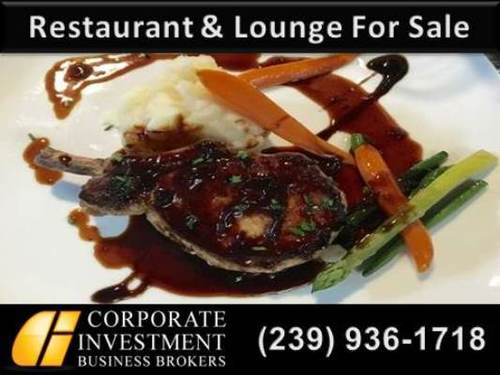 Restaurant And Lounge For Sale In Lee County