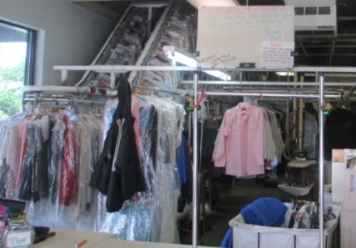 Established Dry Cleaning Business For Sale
