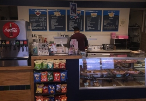 Established Bakery & Cafe Shop For Sale
