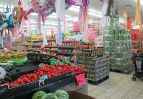 Mexican Grocery Market Business For Sale