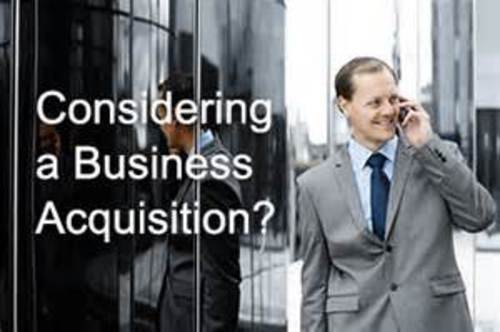 Business Acquisition Search Engagement
