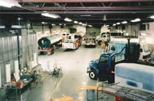 16 Yrs Fleet Collision Autotruck Body Repair