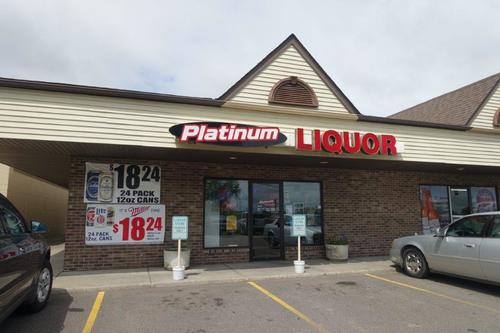 Liquor Store - Located In Retail Center