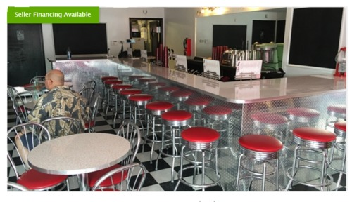 Price Reduced - Like New 50's Diner