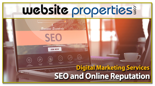 Seo And Online Reputation Digital Marketing Services