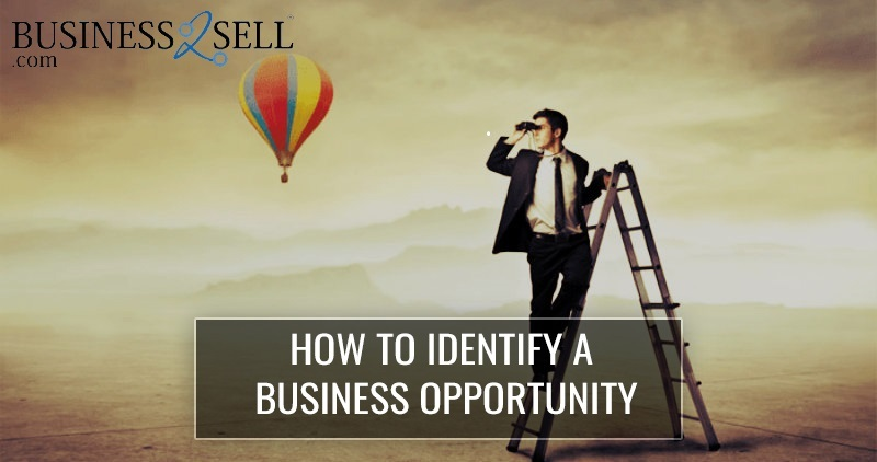 How to Identify a Business Opportunity?