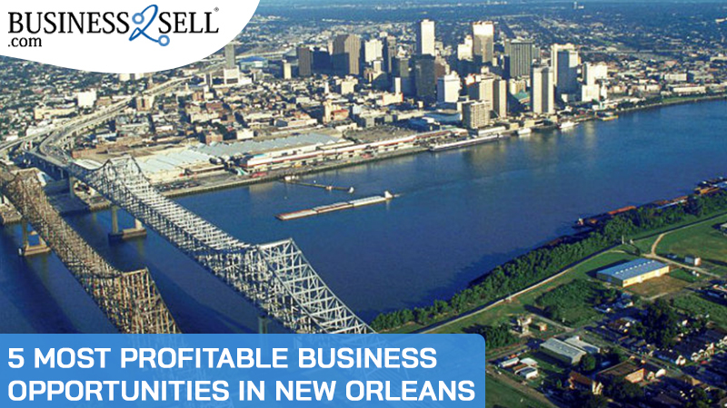 5 Most Profitable Business Opportunities in New Orleans